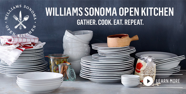 Williams-Sonoma Open Kitchen