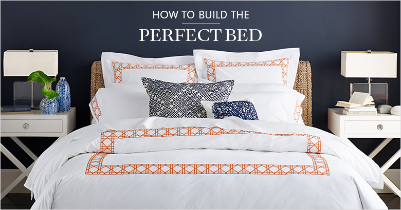 How to Build the Perfect Bed