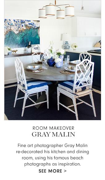 Room Makeover Gray Malin >
