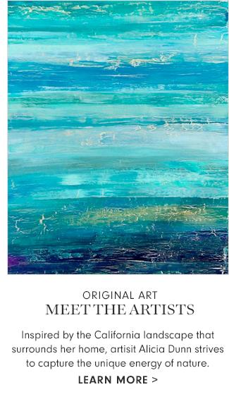 Meet the Artists >