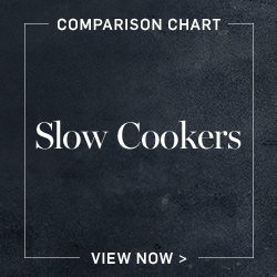 Slow Cookers Comparison Chart