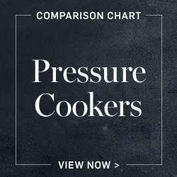 Pressure Cookers Comparison Chart >