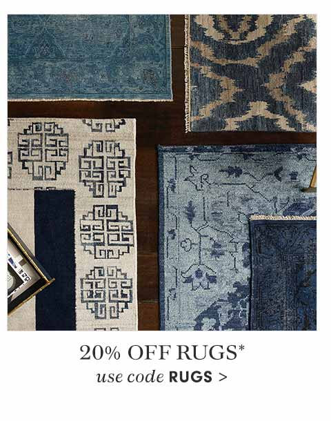 Box 2 - 20% off Rugs