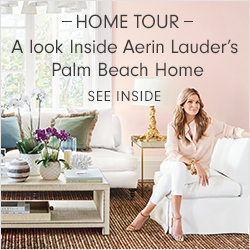 Aerin Laduer's Home Tour >