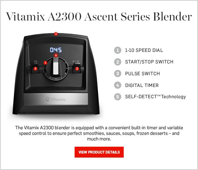 Vitamix A2300 Ascent Series Blender >