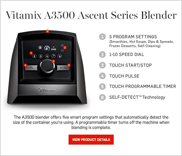 Vitamix A3500 Ascent Series Blender >
