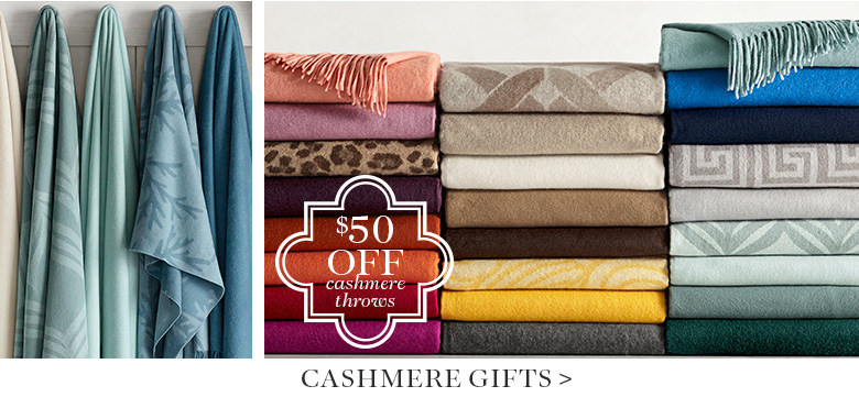 Cashmere Gifts >