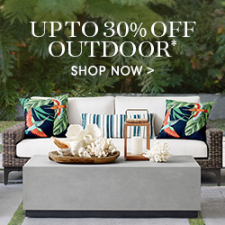 Up To 30% Off Outdoor Furniture Shop Now >