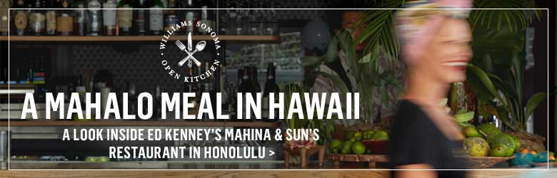 A Mahalo Meal in Hawaii >