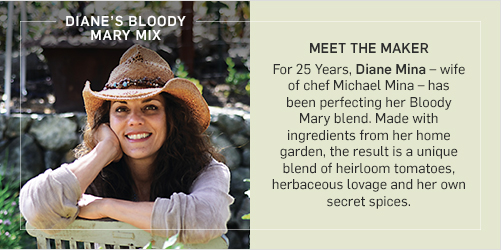 Diane's Bloody Mary mix