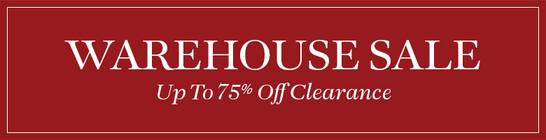Warehouse Sale - Up to 75% Off Clearance