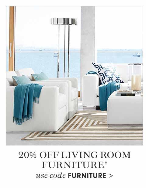 20% Off Living Room Furniture* Use Code FURNITURE >