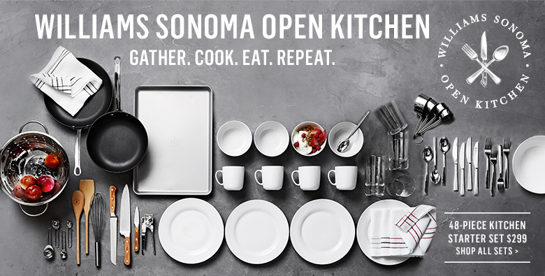 Williams Sonoma Open Kitchen