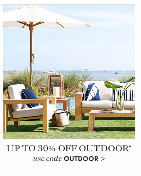 Up to 30% Off Outdoor* Use Code OUTDOOR >