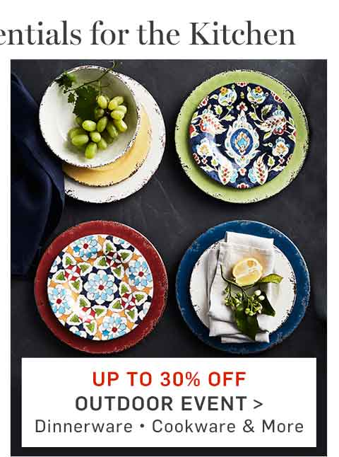 Up to 30% Off Outdoor Event >